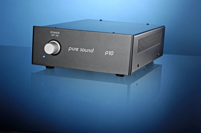 P10 Phono Amplifier