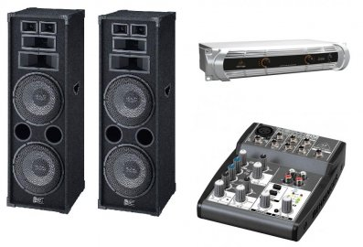 Soundforce 2300 Pack