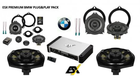 Premium BMW Plug and Play Pack