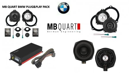 BMW Plug and Play Pack