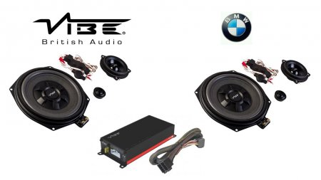Vibe BMW plug and play pack