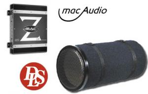 mac Audio Z 2100 plus DLS W312 Tube