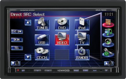 kenwood dnx7200 dvd tv auto kenwood. Black Bedroom Furniture Sets. Home Design Ideas