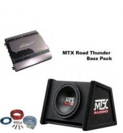 Road Thunder Mutant Bass Pack