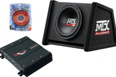 MTX Road Thunder Renegade Bass Pack