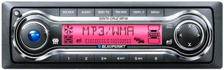 Автомагнитола Blaupunkt Sevilla MP36