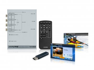 Media Player USB KCE-635UB