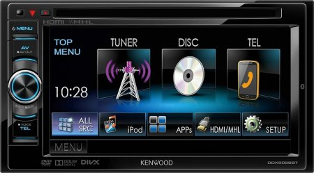 kenwood ddx 5025bt dvd tv auto kenwood. Black Bedroom Furniture Sets. Home Design Ideas