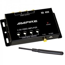Amplificator / distribuitor semnal video Ampire VA400