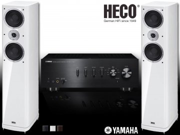A-S501 + Heco Music Style 500